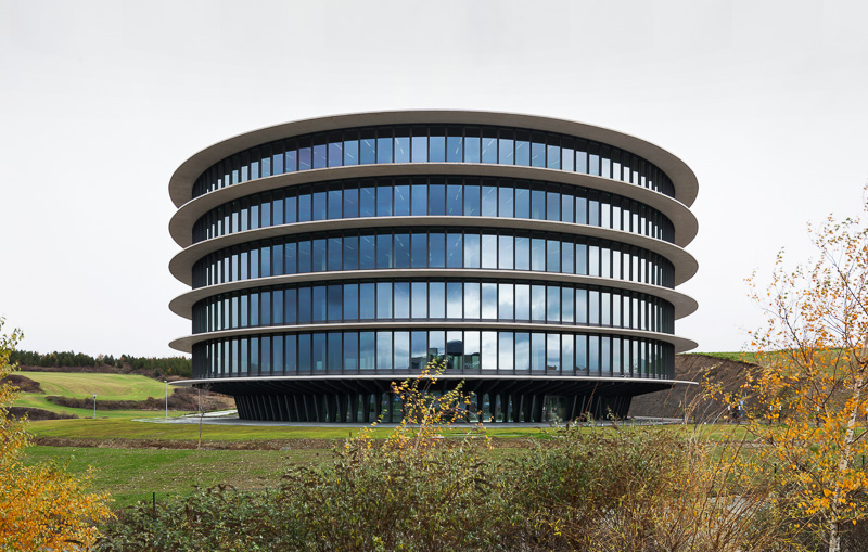 GAMESA HEADQUARTERS, SARRIGUREN, SPAIN