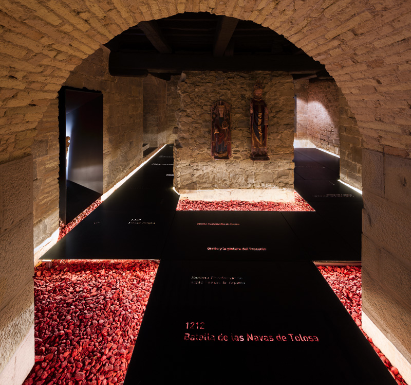 OCCIDENS MUSEUM, PAMPLONA, SPAIN