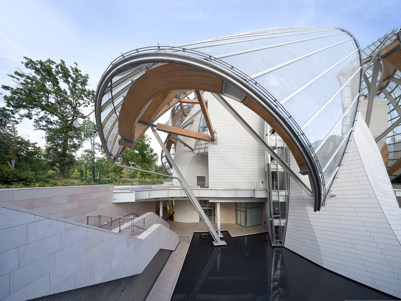 FONDATION LOUIS VUITTON, PARÍS