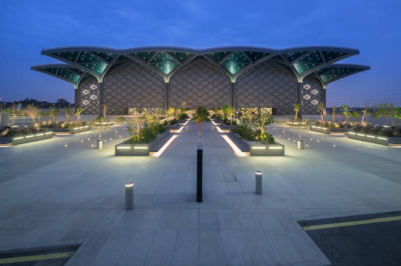 MEDINA HIGH SPEED RAILWAY STATION, ARABIA SAUDÍ